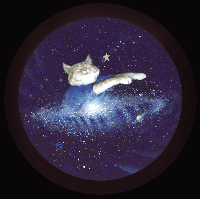 Keyboard Cat Cosmos