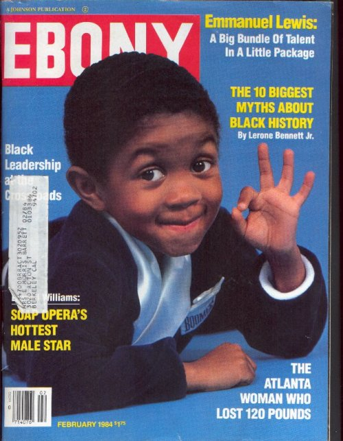 emmanuel lewis approves