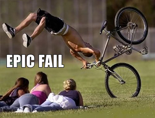 FAIL Bike Ride