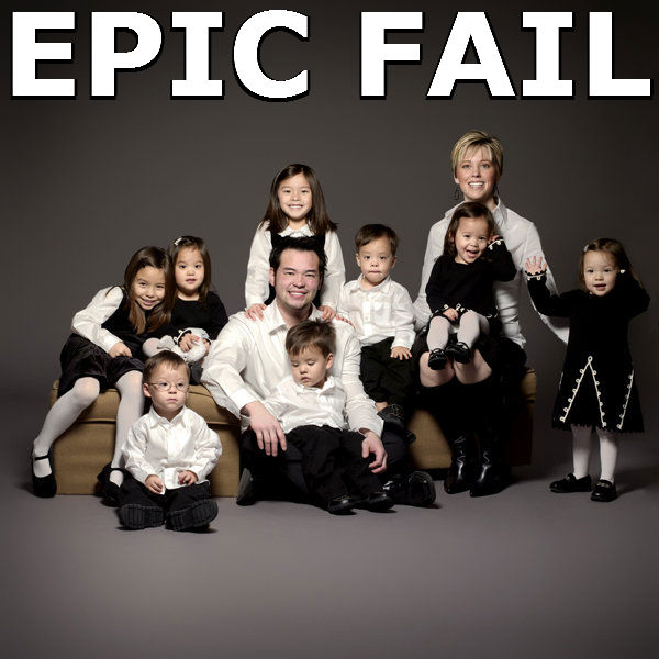 John & Kate Plus FAIL