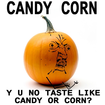 Candy Corn Sucks