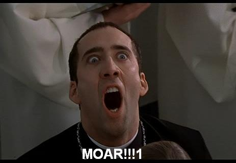 Nick Cage MOAR!