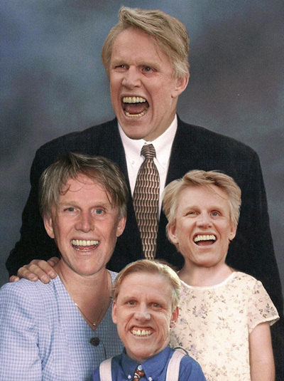 Gary Busey Family