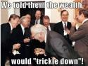 Wealth Trickle