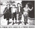 Friend with Weed