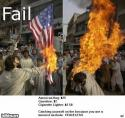 FAIL Flag Burning
