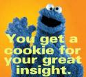 You get a cookie